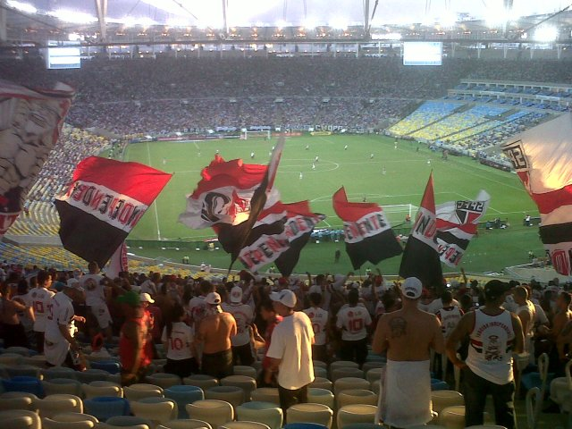 Independente no Maracanã